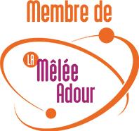 Logo Membre de la mêlée Adour
